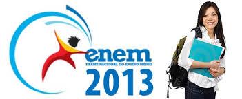 Enem 2013 – Gabarito do ENEM, Consultar Online