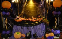 Receita de Abóbora e Fantasmas Para Halloween 2014 – Decoração de Festas de Halloween