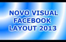Novo Facebook – Convites Para O Novo Designer Layout Do Face