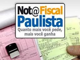 nota fiscal paulista compras