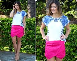 Tendência Pink Para 2014 – Modelos De Roupas, Moda Verão 2014