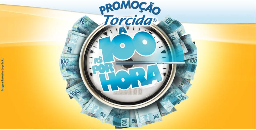 Promoção Torcida A 100 Por Hora – Como Participar, Prêmios