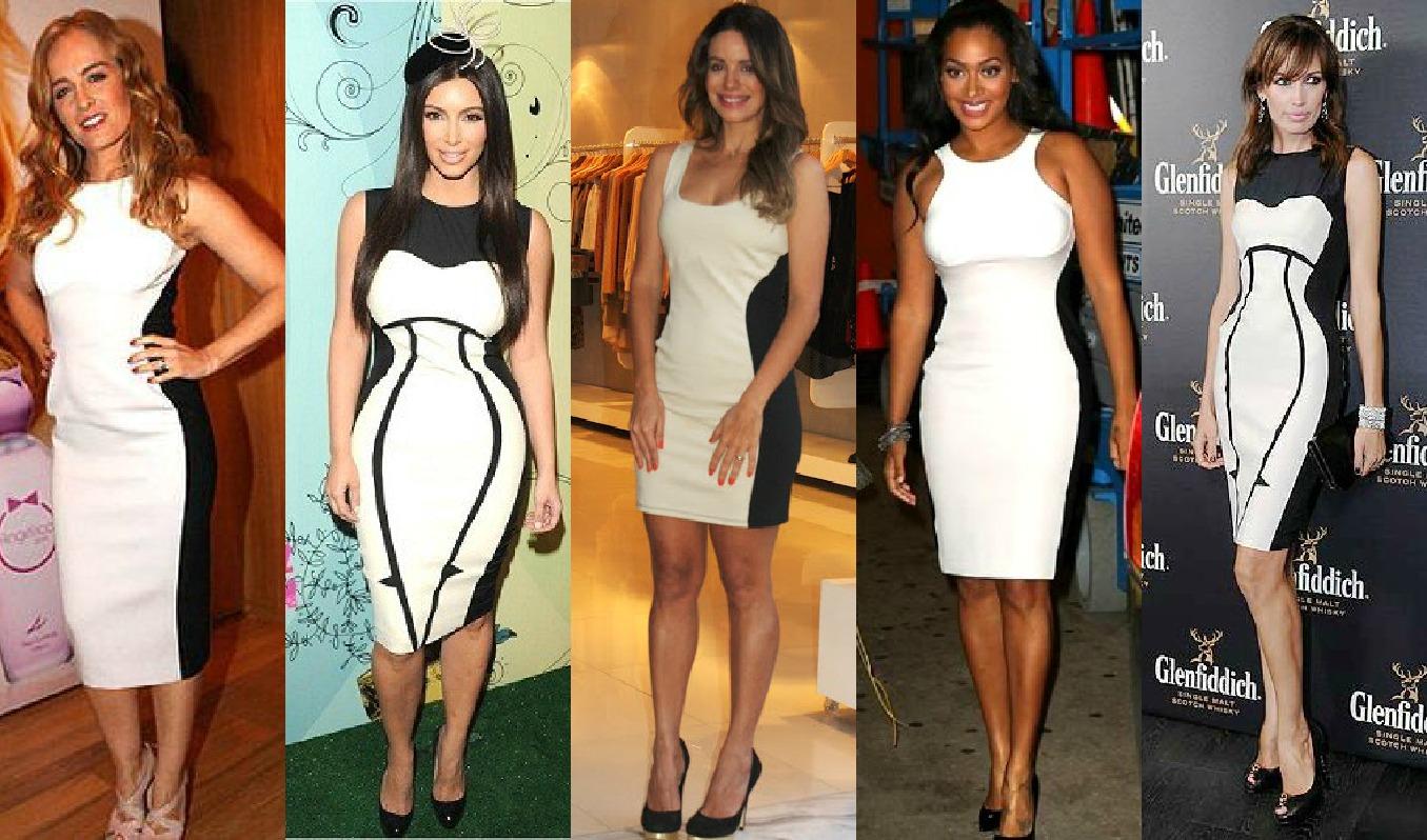 Tendência Vestido Illusion Dress – Vestidos Que Afinam A Silhueta, Modelos