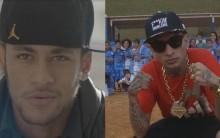 """Novo Clipe Mc Guimé """"País do Futebol"""" com Neymar e Emicida – Ver Vídeo"""