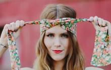 Bandanas nos  Cabelos Nova Tendência de Moda Para o Verão 2014 – Ver Modelos