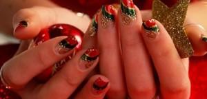Unhas-decoradas-natal-2012-2013-Fotos-passo-a-passo-1