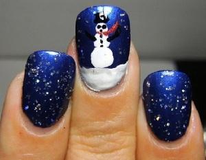 Unhas-decoradas-natal-2012-2013-Fotos-passo-a-passo-2