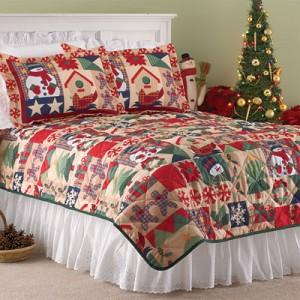 cama navidad