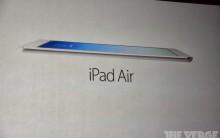 Lançamento do Novo Ipad Air da Apple 2013 – Qual o Preço e Onde Comprar