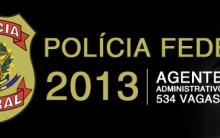 Concurso Polícia Federal 2014 – Vagas, Como Se Inscrever