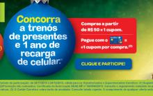 """Promoção """"Faz Um Natal Mágico, Faz Carrefour"""" – Participar, Prêmios"""