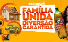 Promoção Família Unida Diversão Garantida Schin – Como Participar, Prêmios