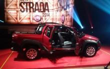 Novo Carro Strada Fiat 2014 – Ver Fotos, Preço e Características