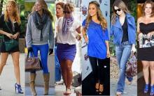 Tendência Azul Royal Para o Verão 2014 – Modelos De Roupas, Looks, Comprar Online