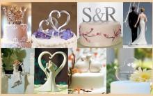Bolos de Casamento Tendências Para 2014 – Ver Fotos e Dicas