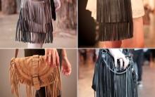 Tendências de Bolsas com Franjas – Modelos, Comprar Online