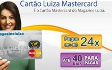 Cartão Magazine Luiza Mastercard – Consulta de Saldo, Fatura Online