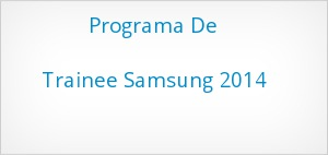 programa-trainee-samsung-2014