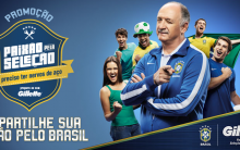 """Promoção """"Paixão Pela Seleção Gillette"""" – Como Participar, Prêmios"""