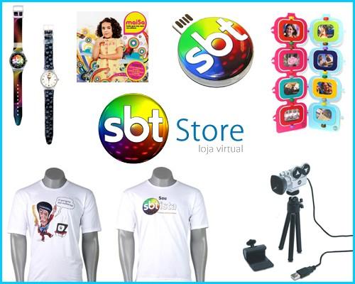 SBT Store Loja Virtual – Comprar Produtos Licenciados Online