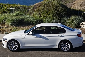Nova BMW 316 i 2014