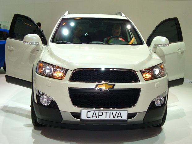 Novo Carro Captiva Chevrolet 2014 – Ver Fotos, Preços, Funções e Vídeos