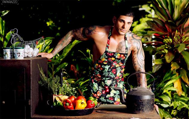 Rodrigo Lima Ex BBB14 Ensaio Sensual  Para a Revista Paparazzo – Ver Fotos