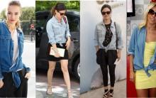 Tendência de Camisa Amarrada Verão 2014 – Modelos, Onde Comprar Online