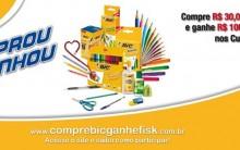 """Promoção """"Compre Bic e Ganhe Fisk"""" – Como Participar, Prêmios"""