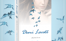 Novo livro da Cantora Demi Lovato 365 Dias do Ano – Onde Comprar, Qual o Preço e Sinopse