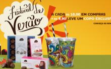 Festival de Verão Cacau Show 2014 – Como Adquirir Copos, Participar