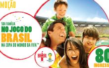 Promoção Sua Família no Jogo do Brasil Carrefour e Coca-Cola – Como Participar, Prêmios