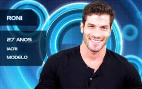 Roni Mazon BBB14 – Facebook , Fotos Participante do BBB 2014