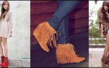 Sapatos Com Franjas Verão 2014 – Modelos, Comprar Online
