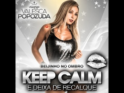 Beijo no Ombro Nova Música Cantora Valesca Popozuda 2014 – Ver Letra e Vídeo