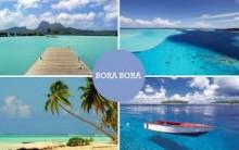 Lua de Mel 2014 na Ilha de Bora Bora Polinésia – Comprar Pacotes de Viagem Online