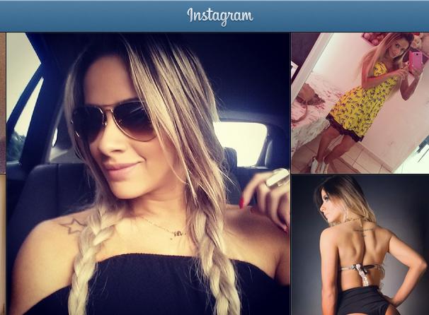 Nova Panicat Babi Muniz Pânico na Band – Instagram, Facebook, Fotos