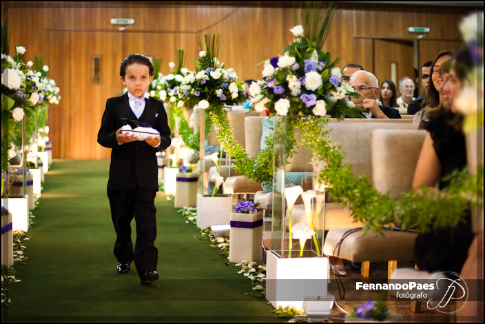 Decoração de Igrejas Para Casamentos Tendências 2014 – Ver Modelos