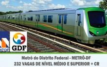 Concurso Metrô do Distrito Federal 2014 – Inscrição, Edital, Vagas