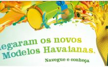 Coleção Havaianas 2014 – Modelos, Comprar Online