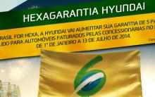 Promoção Hexagarantida Hyundai – Como Participar