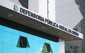 Programa de Estágio Defensoria Pública da União Recife 2014
