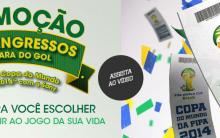 Promoção Você Na Copa do Mundo da FIFA 2014 Com a Sony – Como Participar, Prêmios