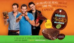 Promoção Cacau Show Páscoa Milionária da Amizade 2014
