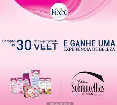 Promoção Veet Experiência de Beleza 2014