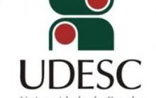 Concurso UDESC  Universidade do Estado de Santa Catarina 2014- Inscrições