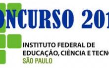 Concurso IFSP Instituto Federal de Educação 2014 – Fazer as Inscrições