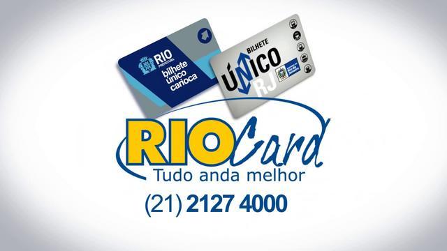 Cartão RioCard bilhete único RJ – Como Adquirir  e Fazer a  Recarga