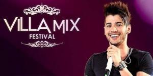 Programação de Shows na  Villa Mix 2014