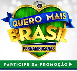 Promoção Quero Mais Brasil Pernambucanas 2014 – Como Participar